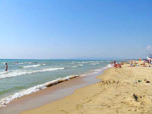 Пляжи Анапы песчаные, галечные. Отзывы отдыхающих